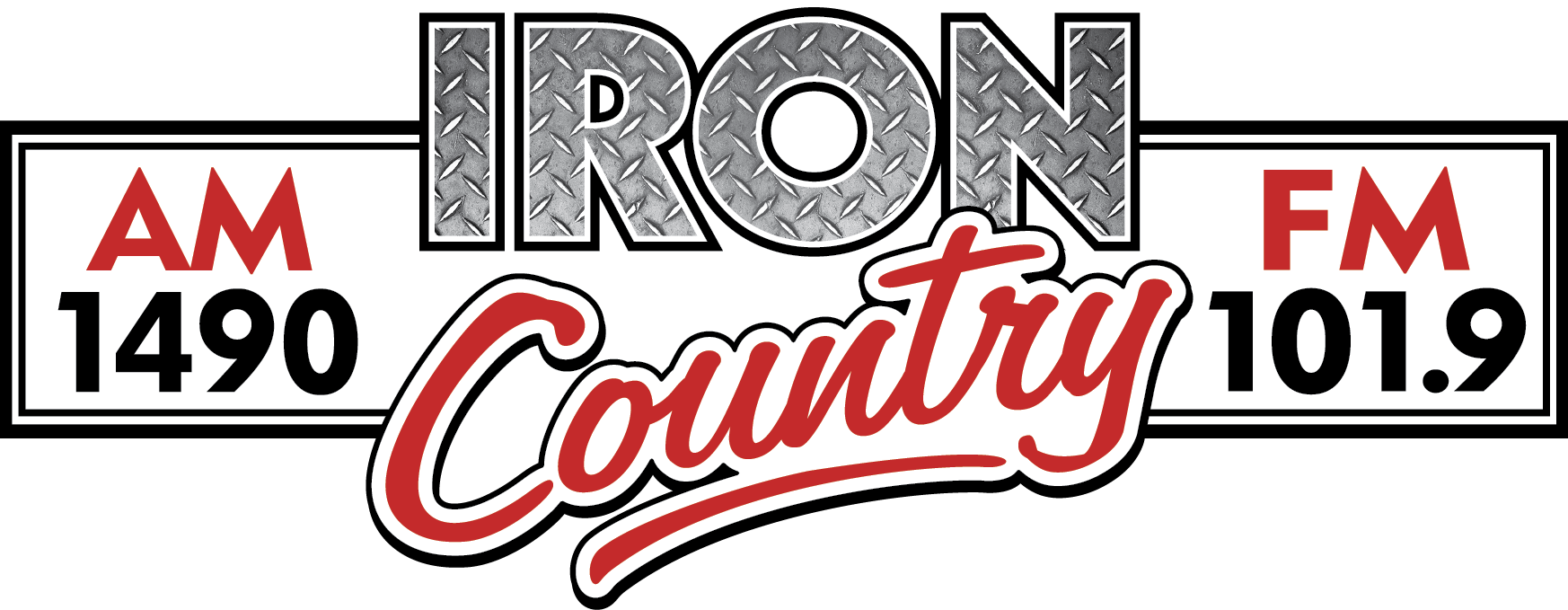 Iron Country 101.9FM / 1490AM